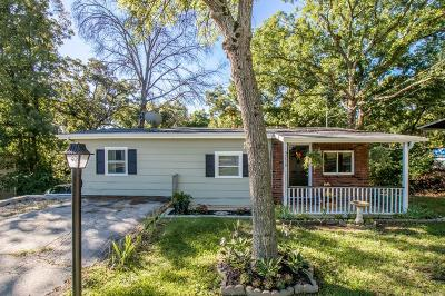 Single Family Home For Sale: 5730 Dillon Road