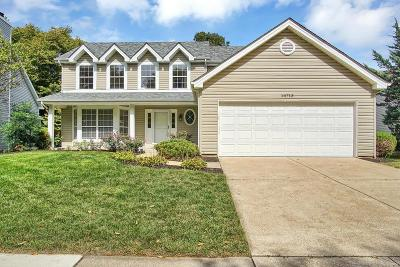Chesterfield Single Family Home For Sale: 16713 Chesterfield Farms Drive