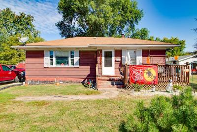 Jerseyville Single Family Home For Sale: 407 Minard Street