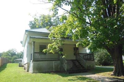 Bowling Green Single Family Home For Sale: 118 East Main Street