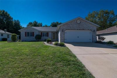 Edwardsville Single Family Home For Sale: 112 Behrens