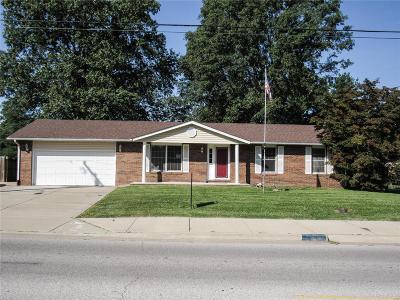 Granite City Single Family Home For Sale: 3043 Mockingbird Lane