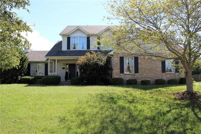 Smithton Single Family Home Option: 5774 Meramec Court