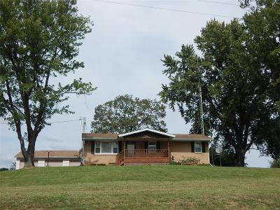 Brighton IL Single Family Home For Sale: $169,900