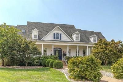 St Charles County Single Family Home Contingent w/Kickout: 5442 Guinevere Drive