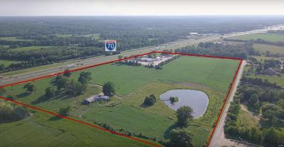 Wentzville Commercial For Sale: 30 Acres North Service Road