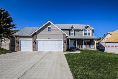 Hillsboro Single Family Home For Sale: 4237 Lockeport Lndg