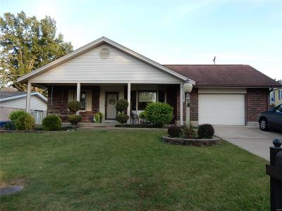 Single Family Home For Sale: 3418 Cordes Drive