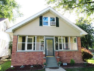 Caseyville Single Family Home Active Under Contract: 320 Rich Street
