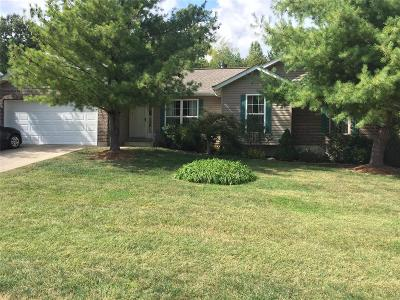 Single Family Home For Sale: 2221 Fairway Drive