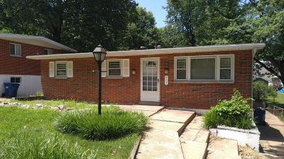 Single Family Home For Sale: 807 Thomas Avenue