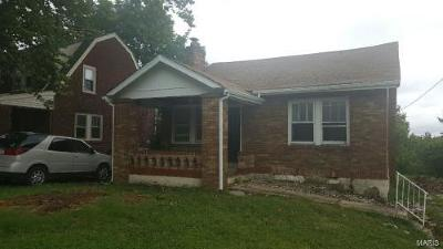 Single Family Home For Sale: 505 Brotherton