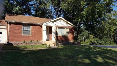 Single Family Home For Sale: 8001 Titus Road