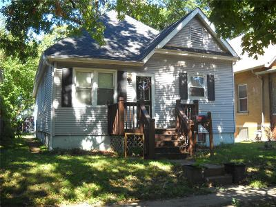 Granite City Single Family Home For Sale: 2313 State Street