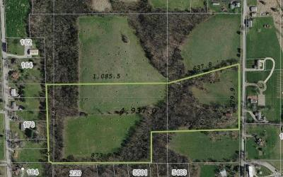 Augusta Farm For Sale: 11 Church 24ac