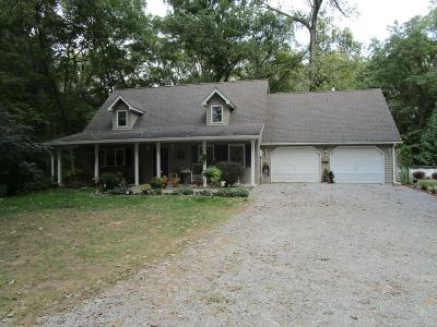 Monroe County, Ralls County Single Family Home For Sale: 13176 Woodland Grove Pl