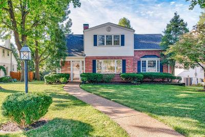 Ladue Single Family Home For Sale: 8542 Colonial Lane