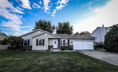 Maryville Single Family Home For Sale: 825 Rolling Meadows Drive