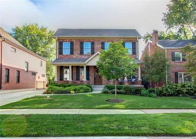 St Louis Single Family Home For Sale: 9364 Pine Avenue