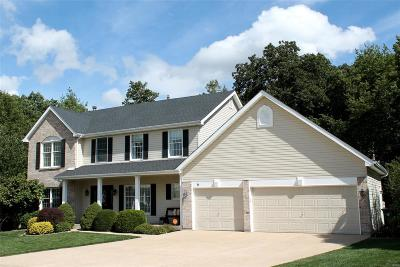 O'Fallon Single Family Home For Sale: 6 Pinehurst Green Court