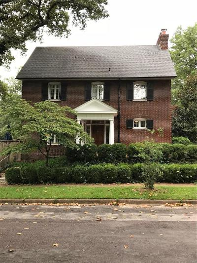 University City Single Family Home For Sale: 7200 Pershing Avenue