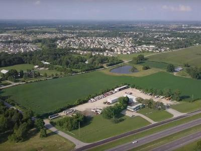 Wentzville Commercial For Sale: 8 Acres North Service Road