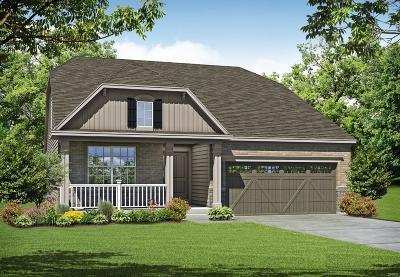 Dardenne Prairie Condo/Townhouse For Sale: 1 Tbb - Davinci 1.5 @ Cordoba