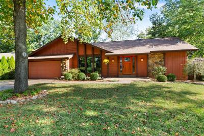 Lake St Louis Single Family Home For Sale: 947 Ampere Place
