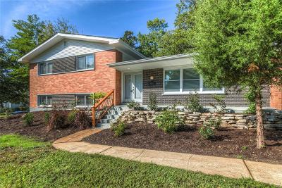 Olivette Single Family Home For Sale: 801 North Price Road