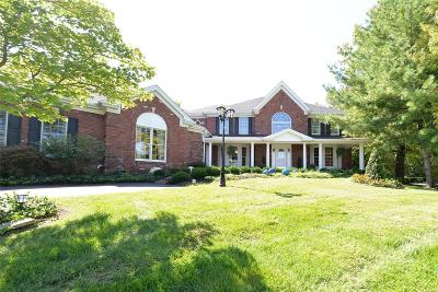 Chesterfield Single Family Home For Sale: 10 Forest Hills Ridge Court