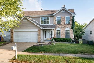 Grover Single Family Home For Sale: 16543 Hunters Crossing Drive