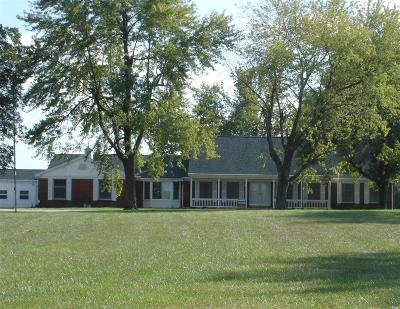Foristell Single Family Home For Sale: 1750 Highway N