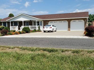 Jerseyville Single Family Home For Sale: 19628 Jones Road