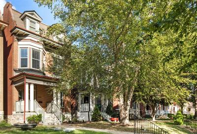 St Louis Single Family Home For Sale: 4161 West Pine Boulevard