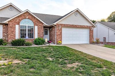 Belleville Single Family Home For Sale: 7726 Baxter Drive