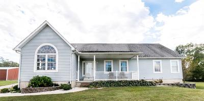 Smithton Single Family Home For Sale: 5639 State Route 159