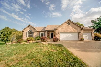 Collinsville Single Family Home For Sale: 1 Wheat Rdg