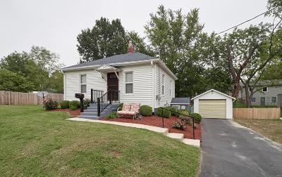 Troy Single Family Home For Sale: 1040 South Main Street