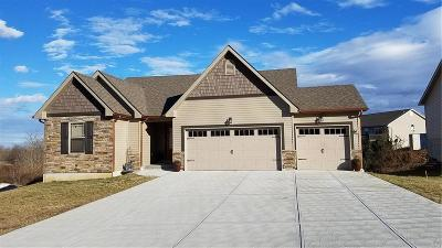De Soto Single Family Home For Sale: 18 Willow Wind