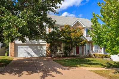 Single Family Home For Sale: 4829 Crosswood