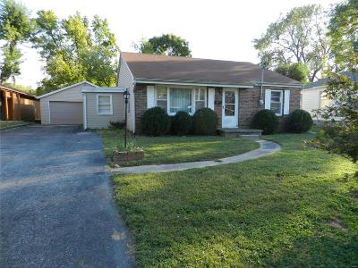 Collinsville Single Family Home For Sale: 203 Lee Avenue