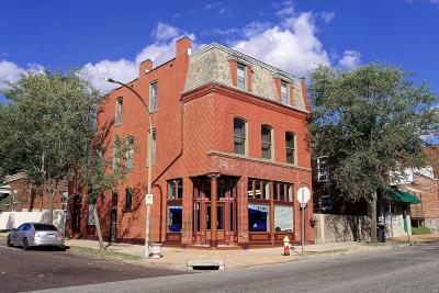 St Louis Multi Family Home For Sale: 3027 Cherokee Street