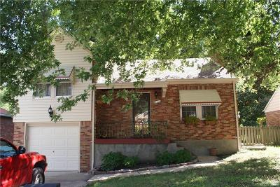 Single Family Home For Sale: 1228 North Florissant Road