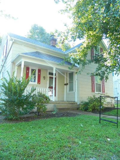 Franklin County Single Family Home For Sale: 324 Olive Street