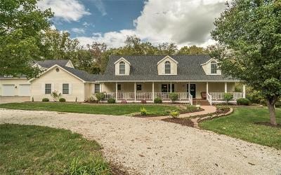 Lincoln County, Warren County Single Family Home For Sale: 415 Staghorn Lane