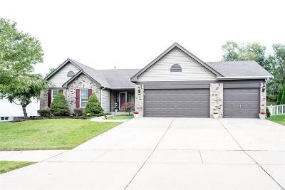 Single Family Home For Sale: 2028 Avalon Ridge Circle