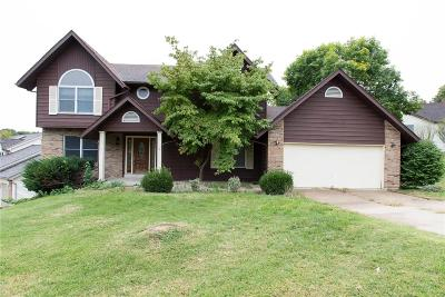 Single Family Home For Sale: 3224 Le Chateaux