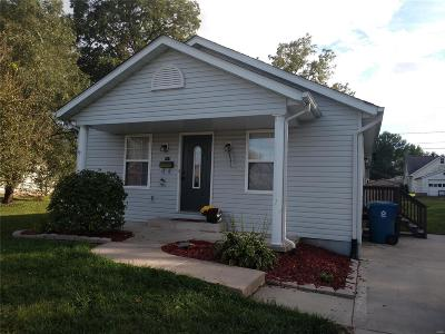 Edwardsville Single Family Home For Sale: 114 North 2nd Avenue