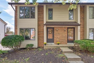 Condo/Townhouse Sold: 12 Timberbrook Drive #F