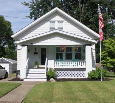 Edwardsville Single Family Home For Sale: 132 Columbia Avenue